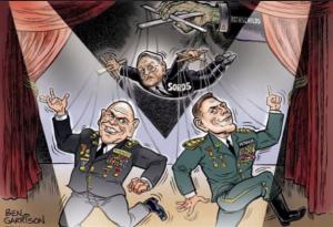 Питер Мейер - Связь с нацистами 2021/04/14 Puppet10