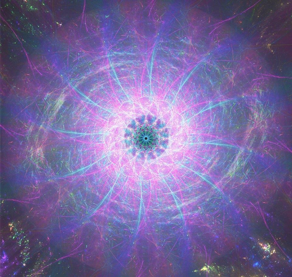 Лиза Ренье - Метагалактическое Ядро Февраль 2020 года Univer10