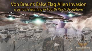 Майкл Салла - Запустит ли глубинное государство инопланетное вторжение под фальшивым флагом после исчерпания глобальной карты контроля? 2 части Von-br10