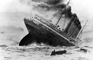Питер Мейер - Знание правды положит конец вашему долговому рабству 2021/02/17 Wreck-10