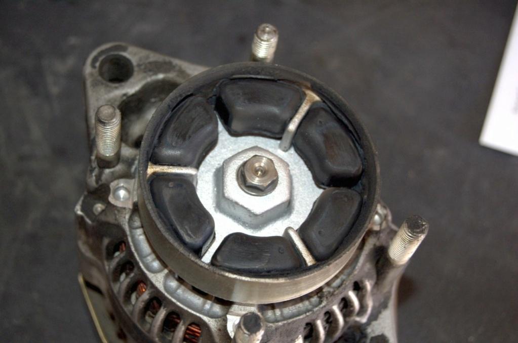 '92 K75 Alternator drive gear failure Altern10