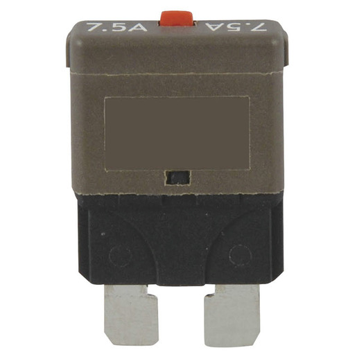Blade LED and circuit breaker fuses. Blade-10