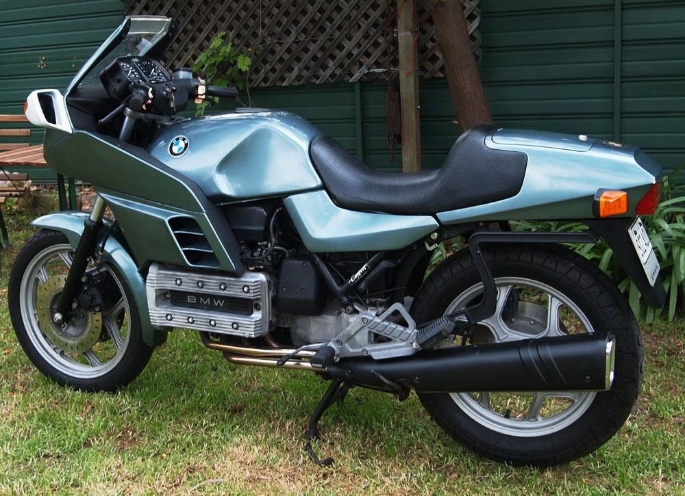 New K 1100RS owner Motoco11