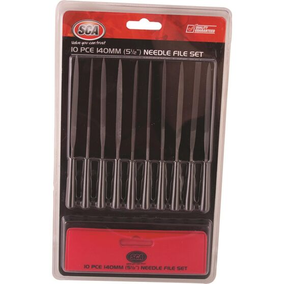 short (stubby) thread file Needle12