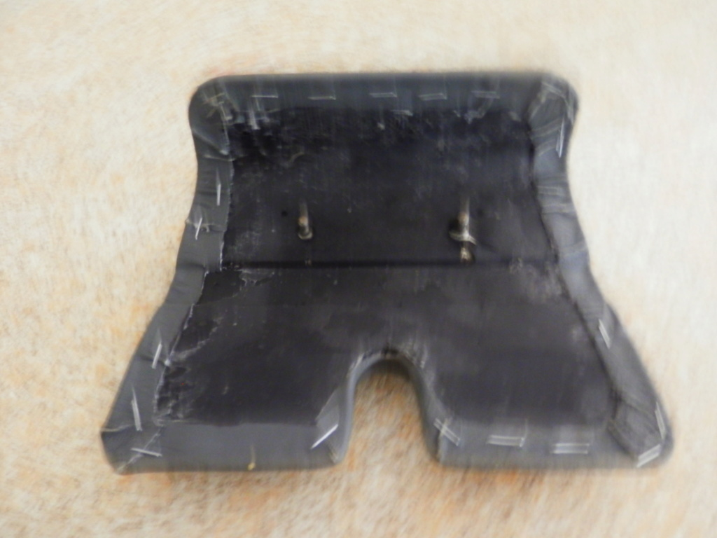 22 Lt OEM top box back rest recover. P3120014