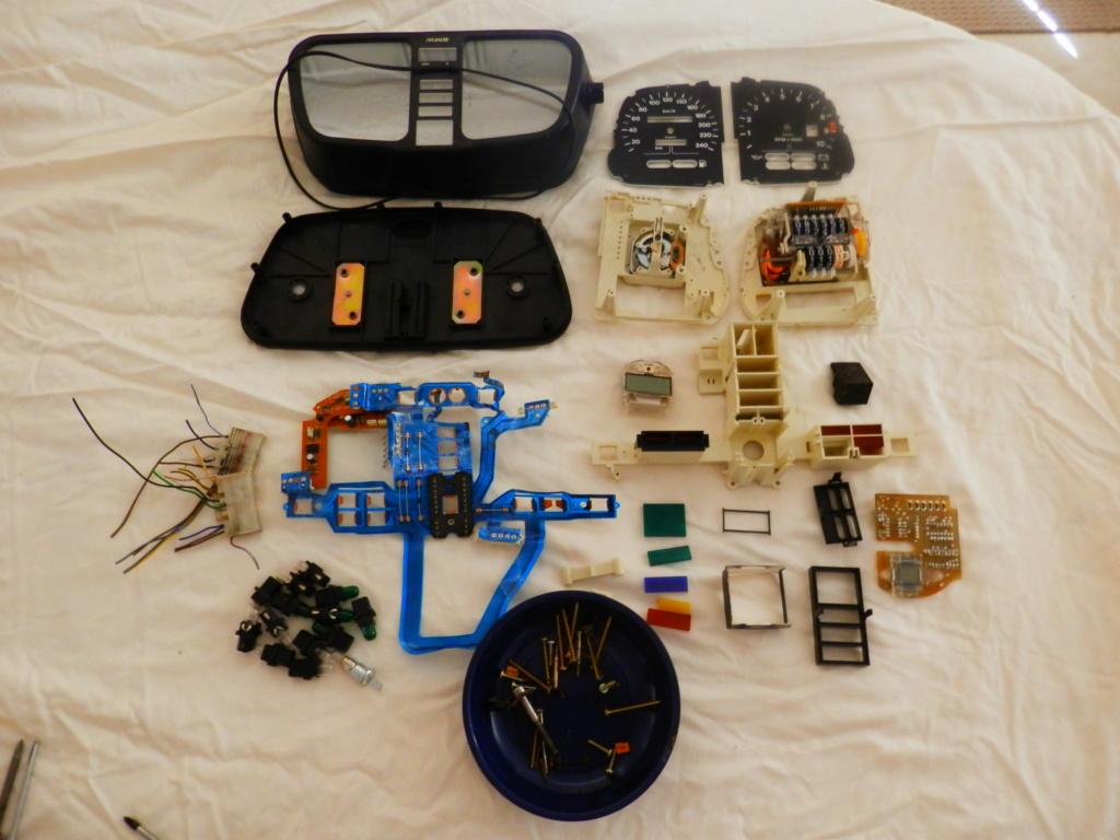 Instrument Pod Assembly ?? Today's Corona Project. P3300010