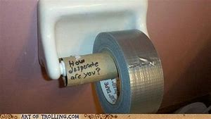Loo paper shortage - what's OZ coming to? Toilet10