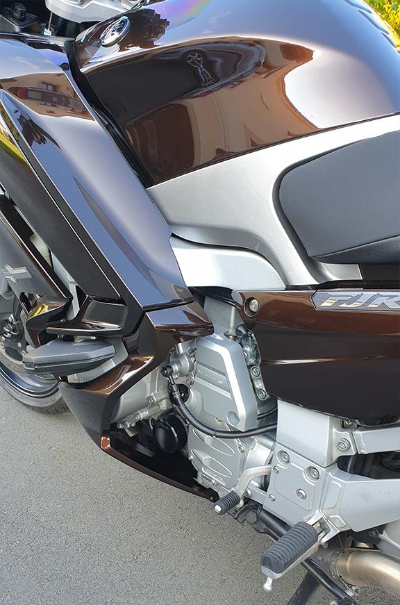 FJR 1300 AS (2013)  20177 kms Magnetic Bronze 146 cv 7_mote10
