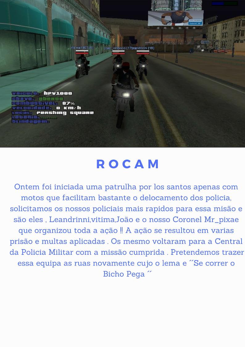 POLICIA MILITAR NAS RUAS !! 412
