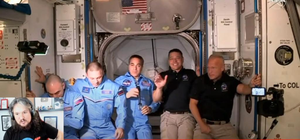 Dragon Manned / Falcon 9 missione umana in partenza dagli USA - Pagina 3 Annota10