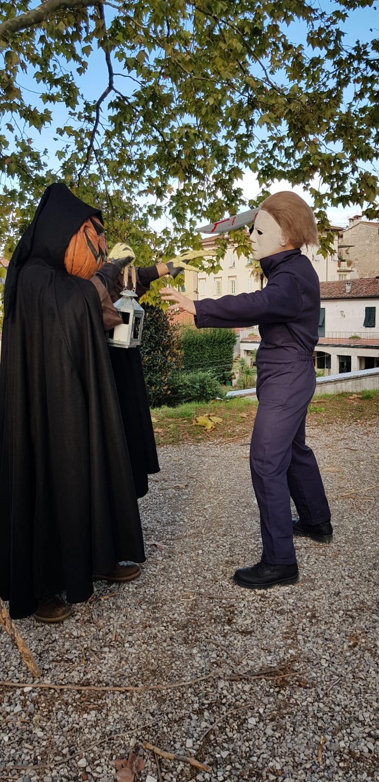 Cosplay e vari costumi di Halloween Whatsa22