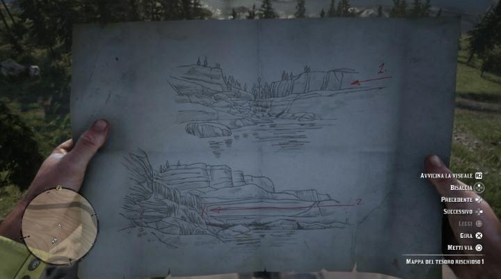"""Guida: Mappe del tesoro e sfida """"Esploratore"""" Whatsa59"""