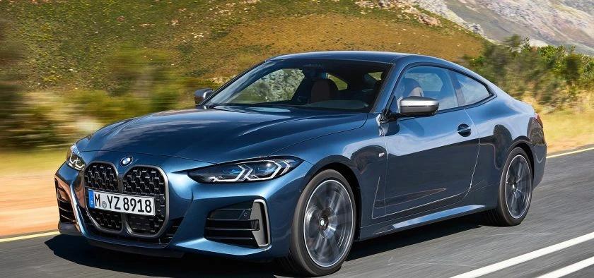 La nouvelle BMW série 4 P9039010