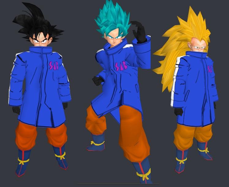 Goku con campera pelicula broly - by Nemix & Joon670 Sin_tz11