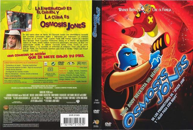 Ósmosis Jones | 2001 | Latino | Google Drive 25c32510