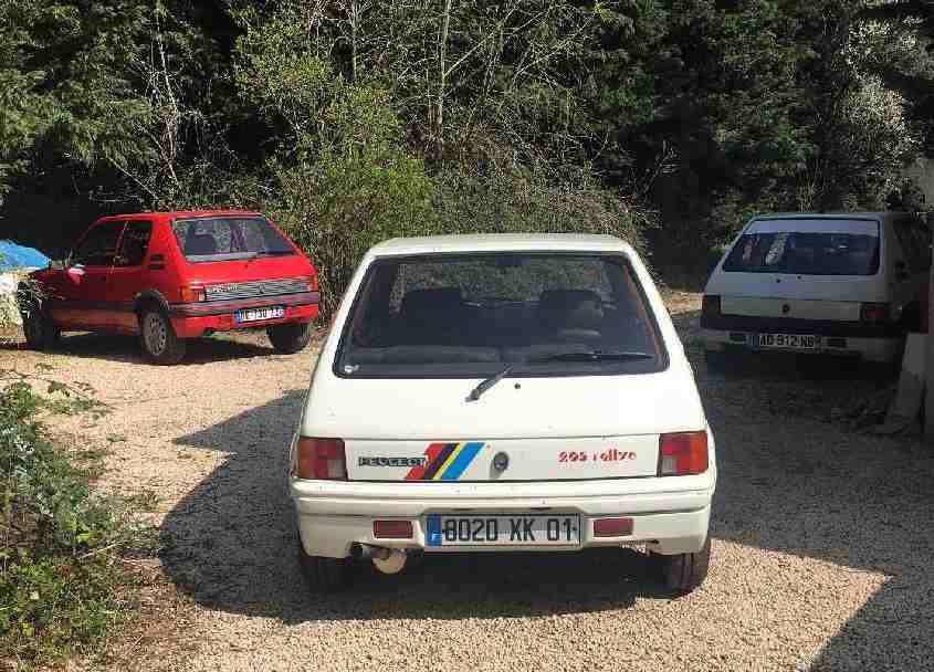 [Bastien]  Rallye - 1294 - Blanc - 1988 - Page 5 115