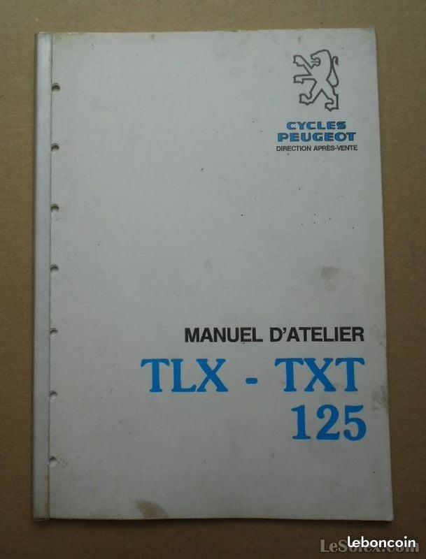 doc peugeot 125 TXT - Page 4 72680810
