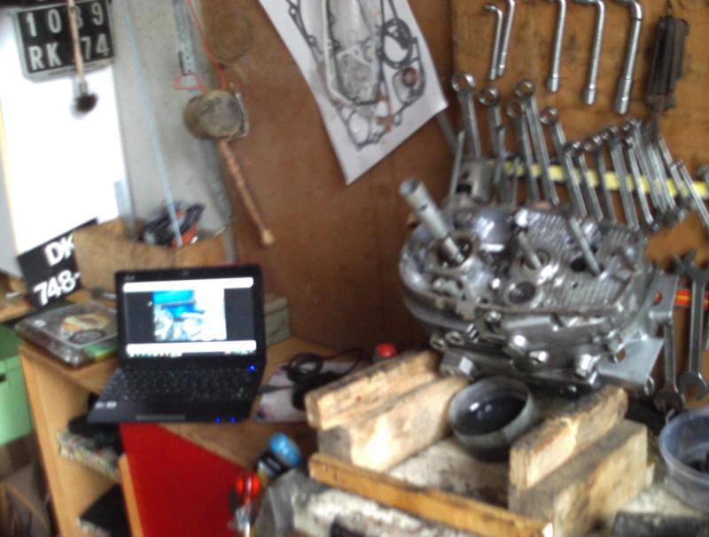 Remise en état moteur 125 TS Sunp0011