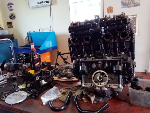 Restauration FZ 750 Img_2059