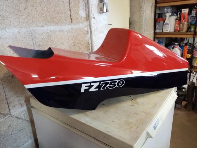 Restauration FZ 750 Img_2066