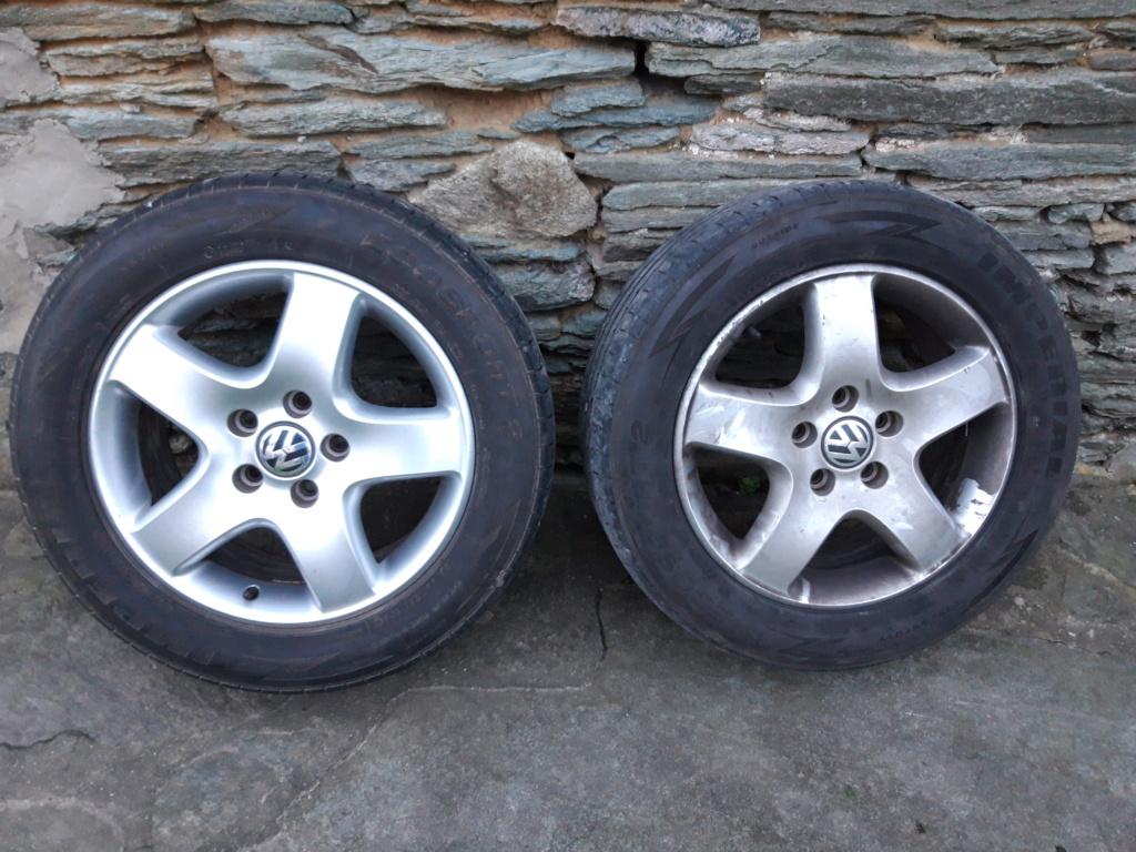 Jantes Solace + pneus 20210111