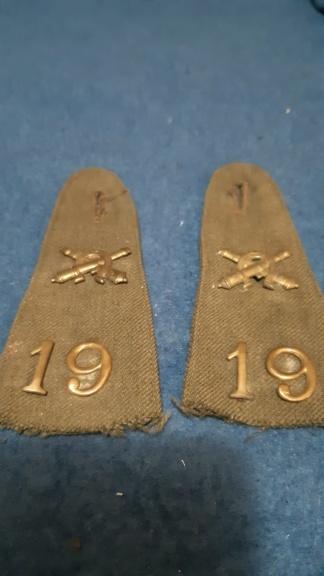 Épaulettes anglaises ww1 ? 15872310