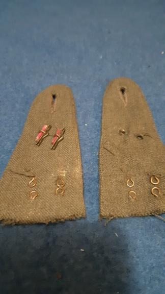 Épaulettes anglaises ww1 ? 15872311