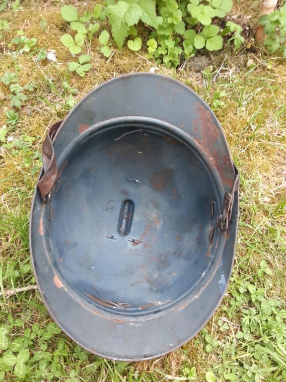 Coques de casque WW1 WW2 16192811