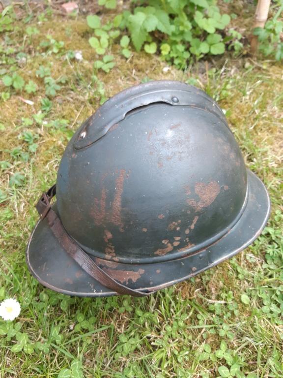 Coques de casque WW1 WW2 16192812