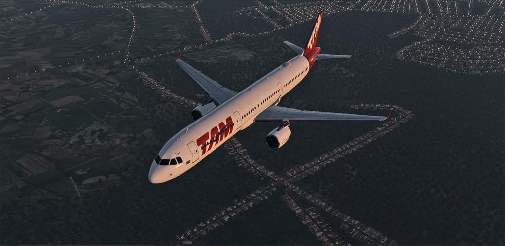 Vôo de Florianópolis(SBFL) à Londrina(SBLO), Airbus A-321 /Tam Snap_278