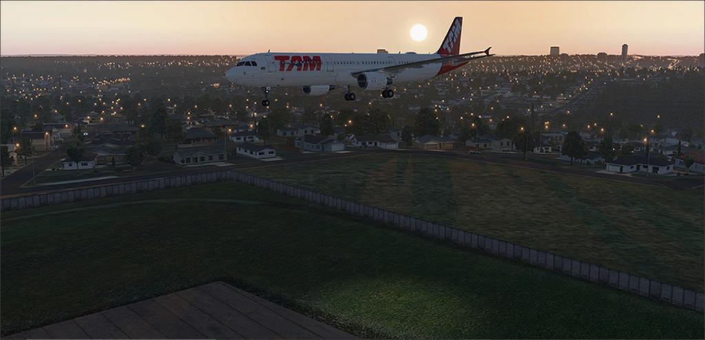 Vôo de Florianópolis(SBFL) à Londrina(SBLO), Airbus A-321 /Tam Snap_281