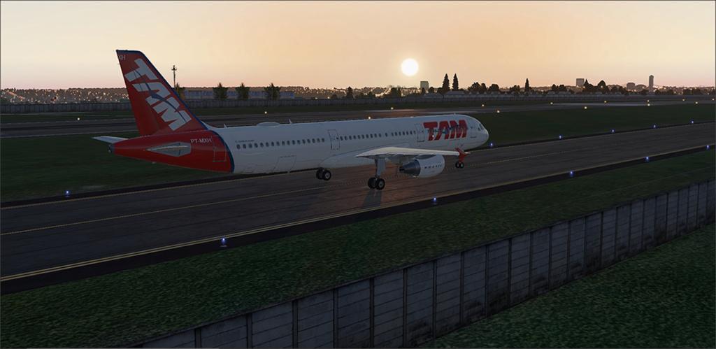 Vôo de Florianópolis(SBFL) à Londrina(SBLO), Airbus A-321 /Tam Snap_283