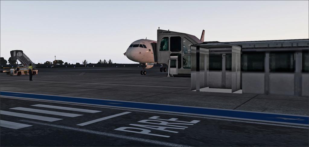 Vôo de Florianópolis(SBFL) à Londrina(SBLO), Airbus A-321 /Tam Snap_285