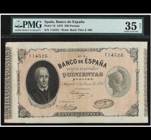 Subasta de billetes Soler y Llach. Colección Céspedes. Jueves 16 de julio Baixa10