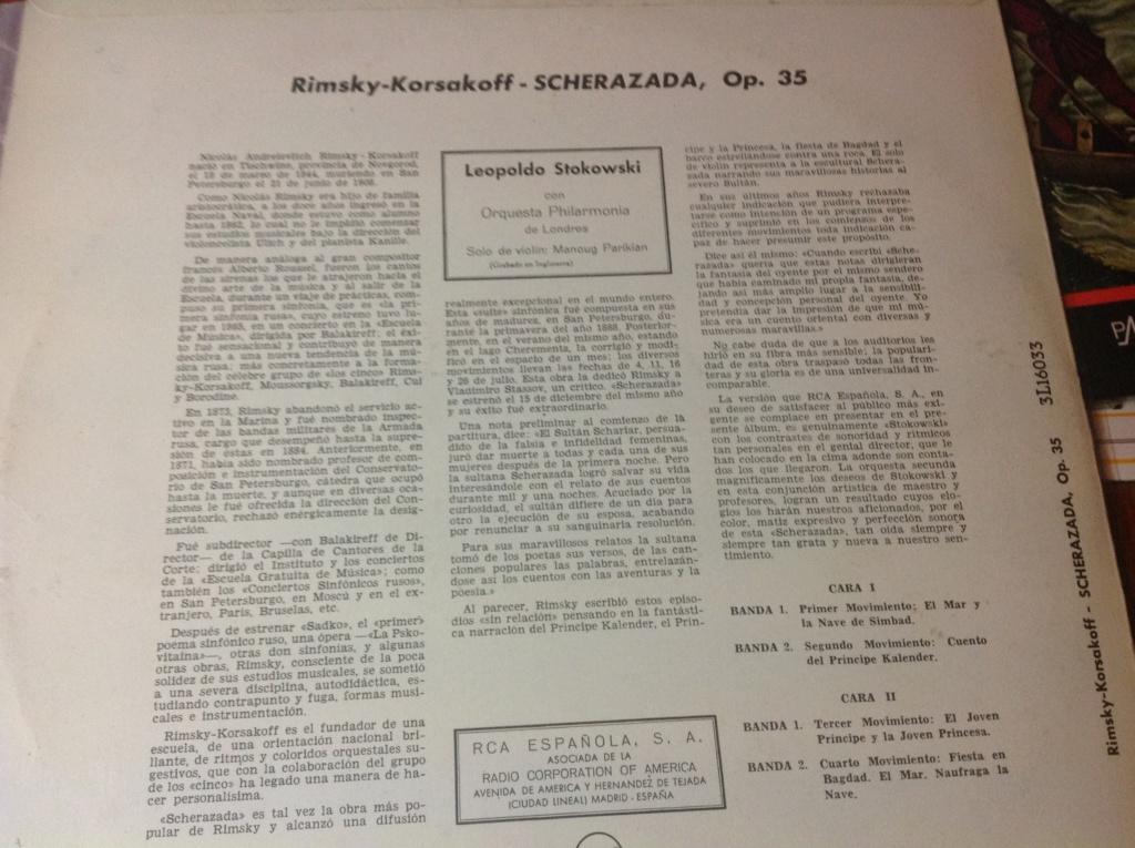 Que versión de Scheherazade de Rimsky korsakov os gustan más? Image344