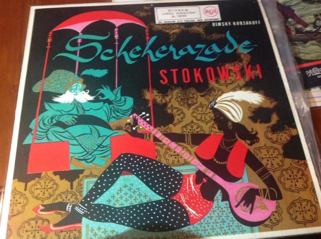 Que versión de Scheherazade de Rimsky korsakov os gustan más? Image345