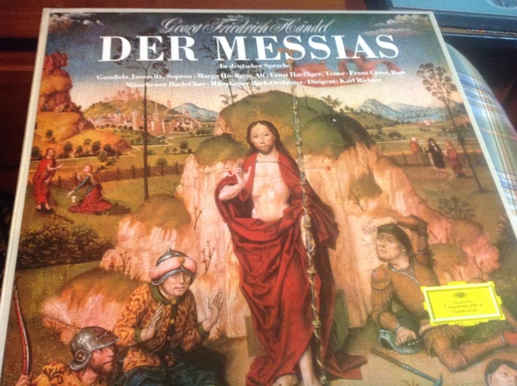 El Mesías, de George Frideric Haendel. HWV 56 Image621