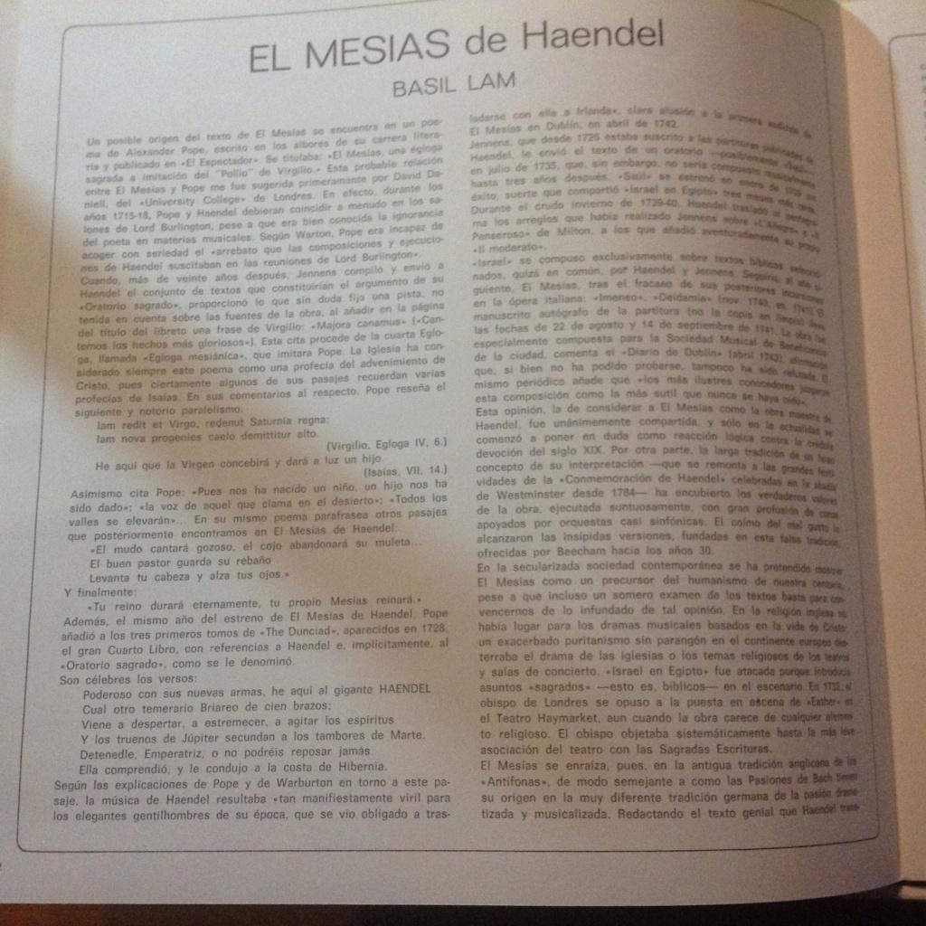 El Mesías, de George Frideric Haendel. HWV 56 Image649