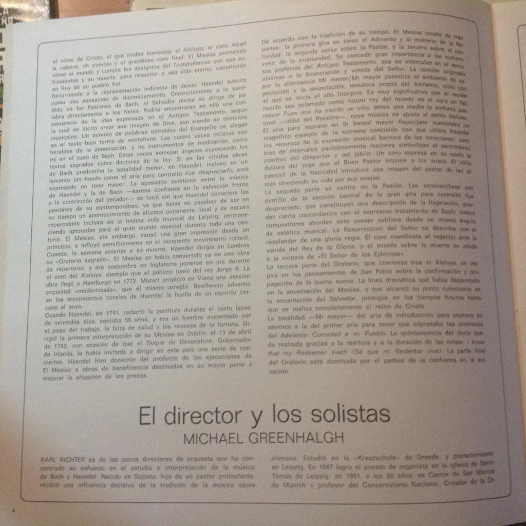 El Mesías, de George Frideric Haendel. HWV 56 Image650
