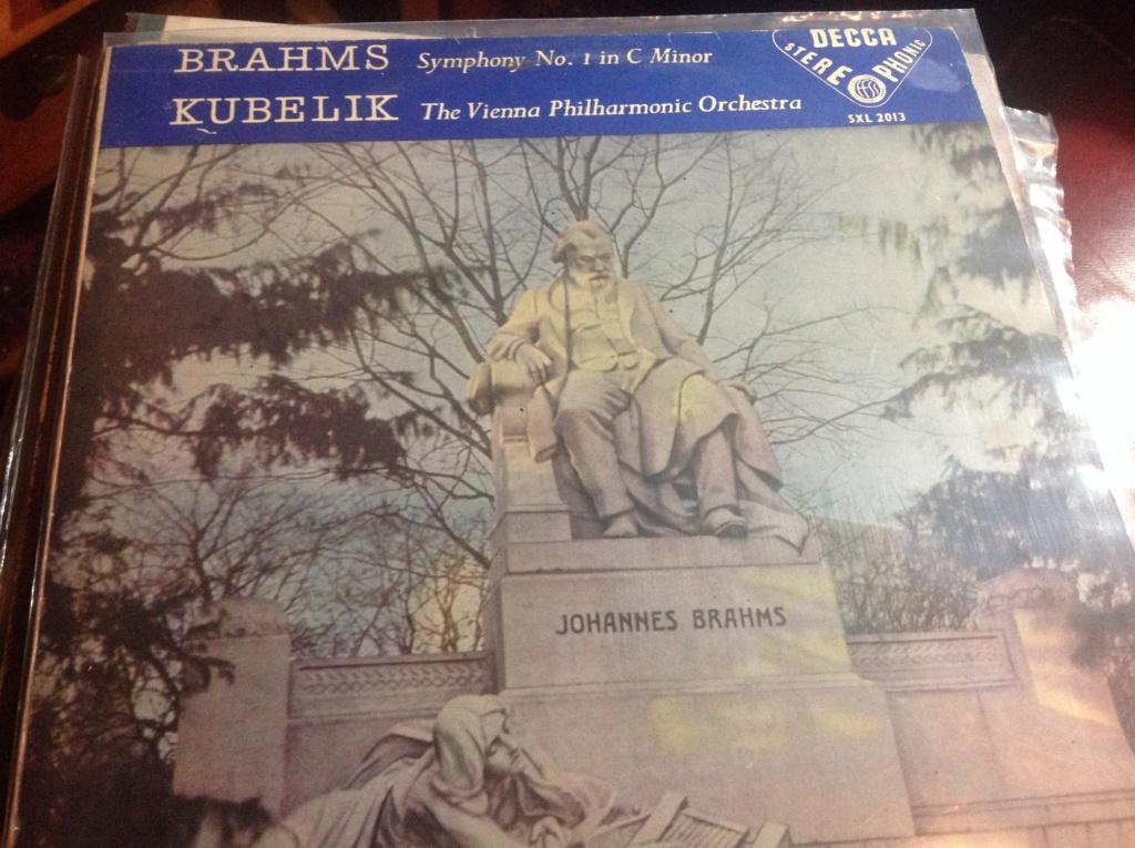 Consejos sobre una versión de las sinfonias de Brahms Image746