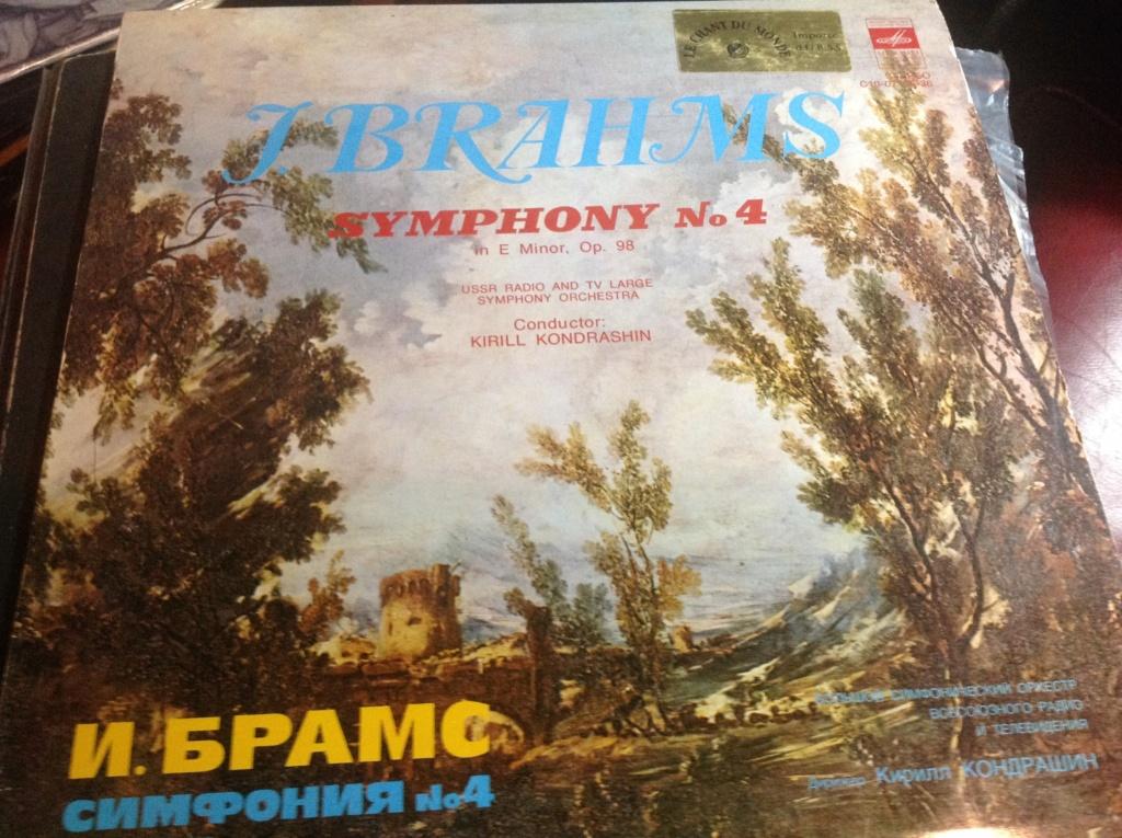 Consejos sobre una versión de las sinfonias de Brahms Image747