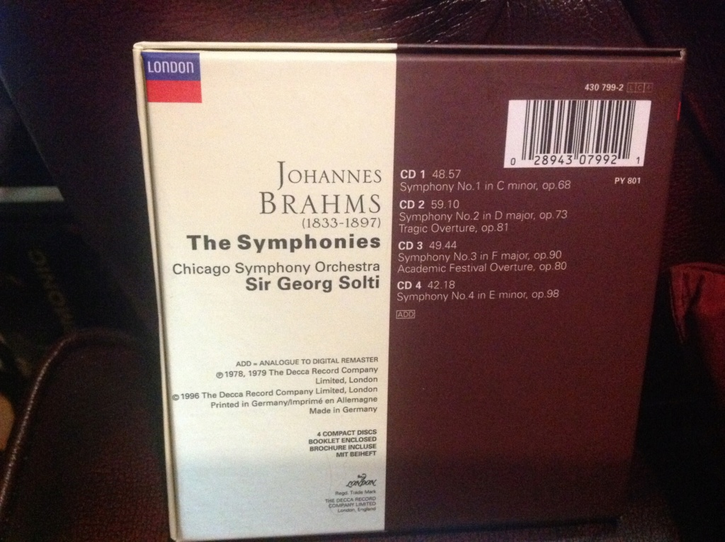 Consejos sobre una versión de las sinfonias de Brahms Image753