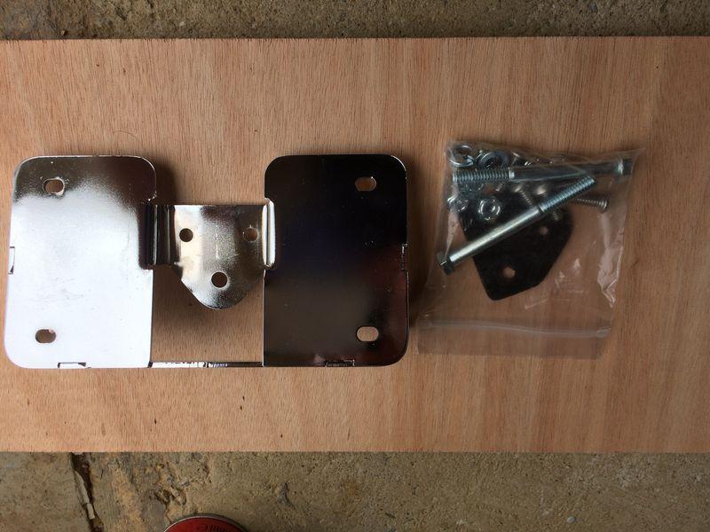 Relocalisation clignotants dyna super glide custom Kit_re13