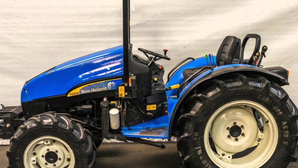 Venta New Holland TCE50 Maxres11