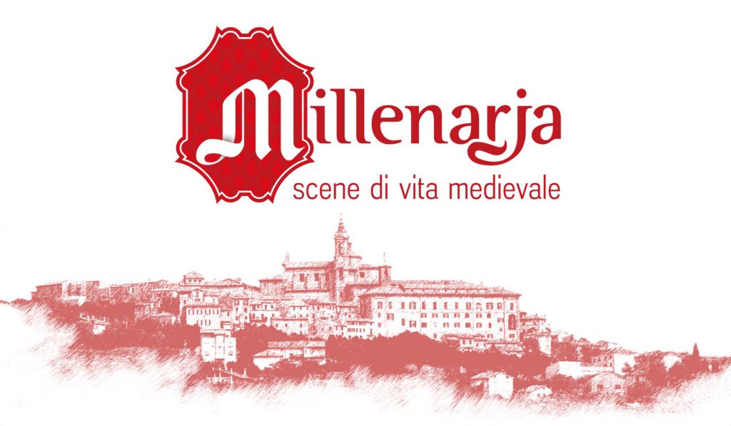Millenarja -  Scene di vita medievale Logo_m10
