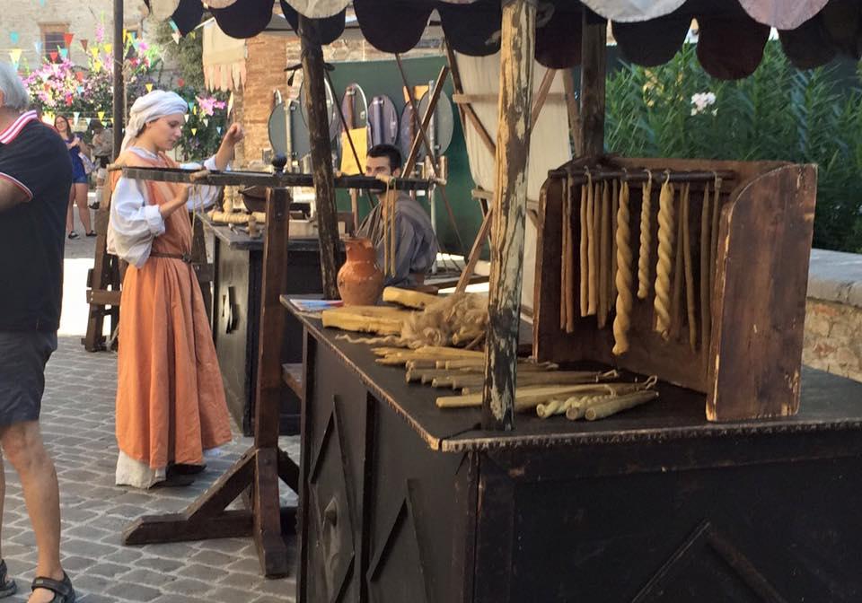 Millenarja -  Scene di vita medievale Portal15
