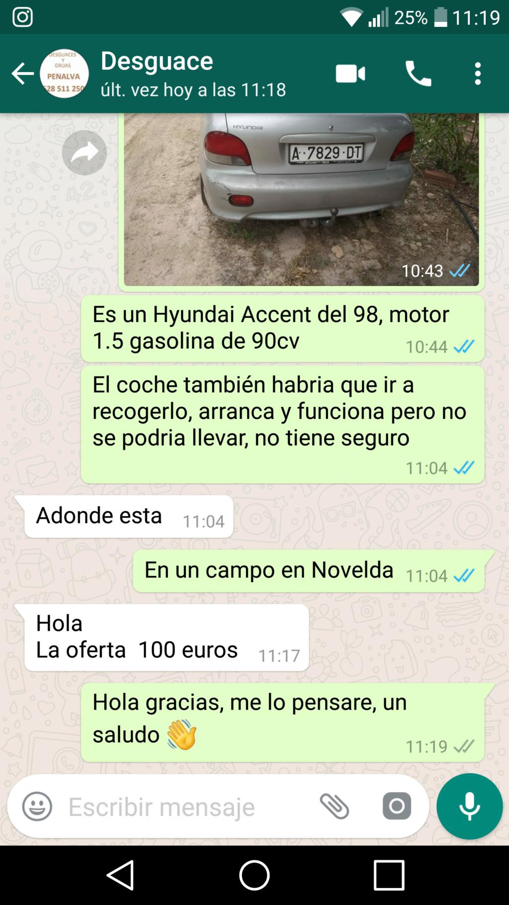 Valor Hyundai Accent Screen12