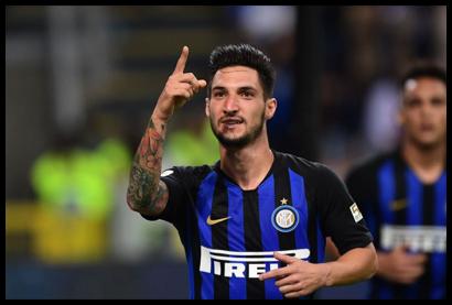 [Arrivée] Matteo Politano (Inter Milan) Polita11