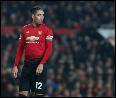 6 Chris Smalling Smalli11