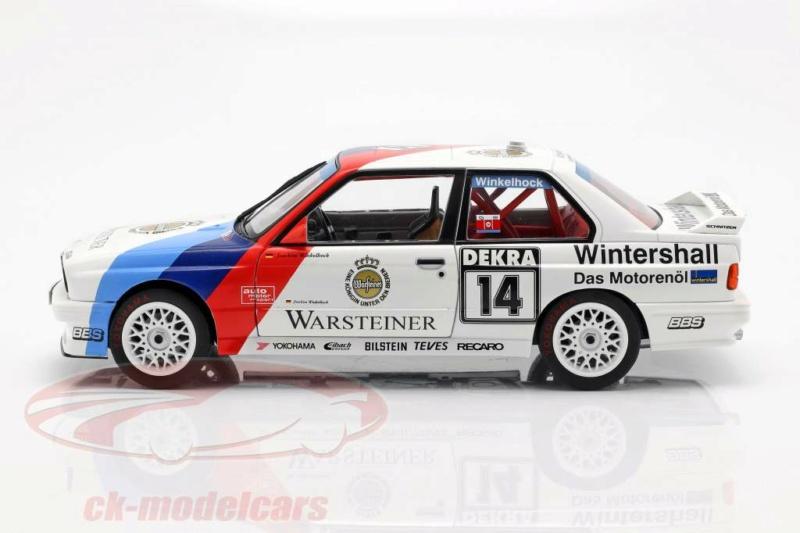 BMW M3 / M3 Sport Evolution / M3 DTM  Solido17